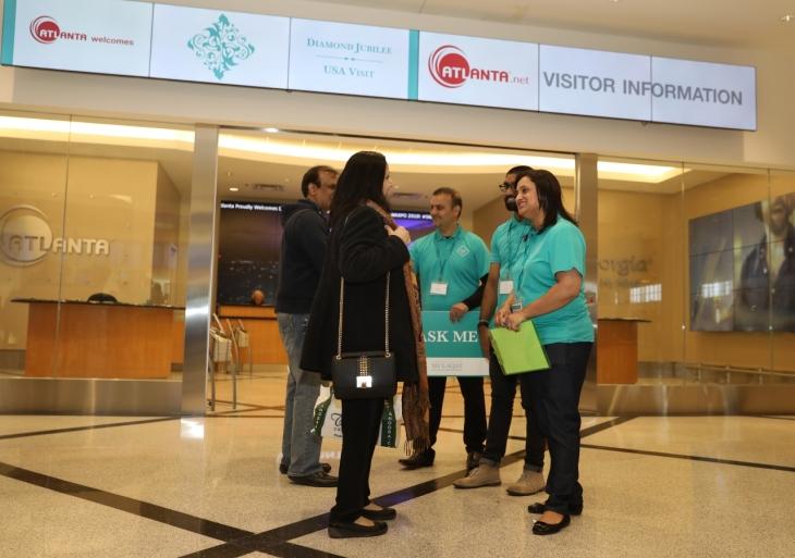 USA Diamond Jubilee visit: Welcoming the Jamat to Atlanta | the.Ismaili