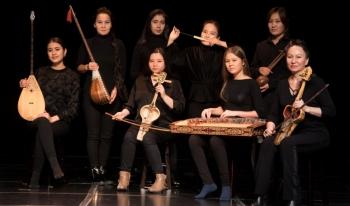 Aga Khan Music Initiative premieres Qyrq Qyz (Forty Girls): Celebrating Powerful Women and Women's Power