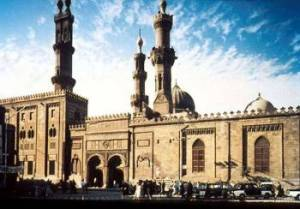 Many institutions of learning developed from mosques