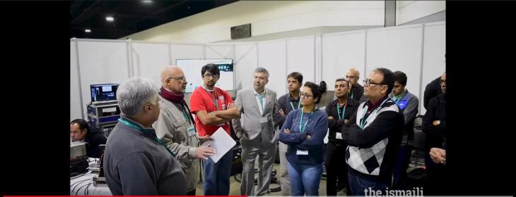 Ismaili Volunteers in Action: Diamond Jubilee Visit, Atlanta, USA
