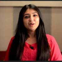 Bollywood Celebrity Bhoomi Trivedi's Diamond Jubilee Message