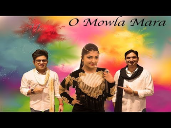 Official music video (USA jubilee visit) Ft. Bollywood celebrity!