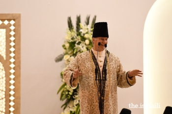 Mawlana Hazar Imam graces India Jamat with Darbar | the.Ismaili