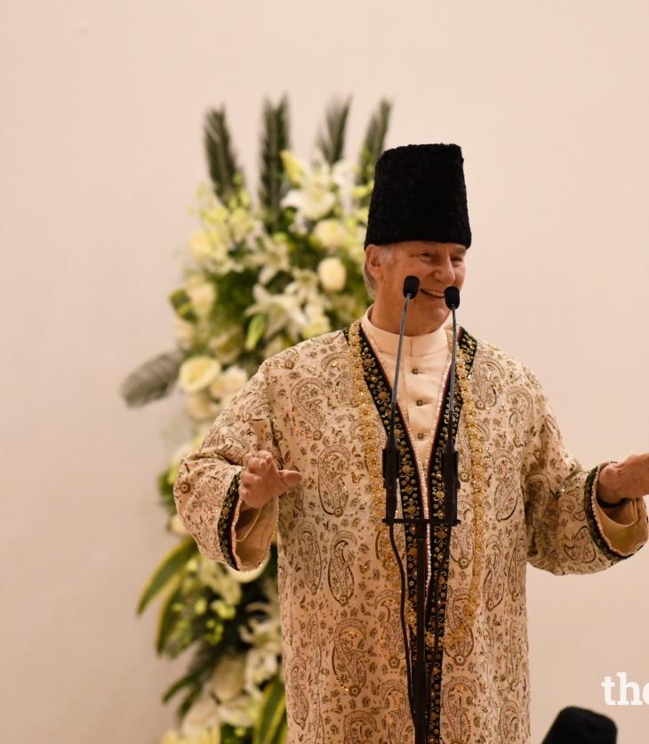 Mawlana Hazar Imam graces India Jamat with Darbar   the.Ismaili