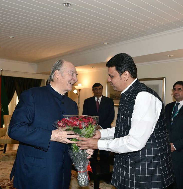 Aga Khan to set up children's cancer hospital in city: Chief Minister of Maharashtra