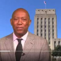 Mayor Sylvester Turner of Houston sends Diamond Jubilee Greeting, Welcomes His Highness the Aga Khan and the Ismaili Community