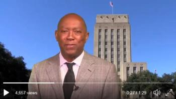 Mayor Sylvester Turner of Houston Welcomes His Highness the Aga Khan and Ismaili Community
