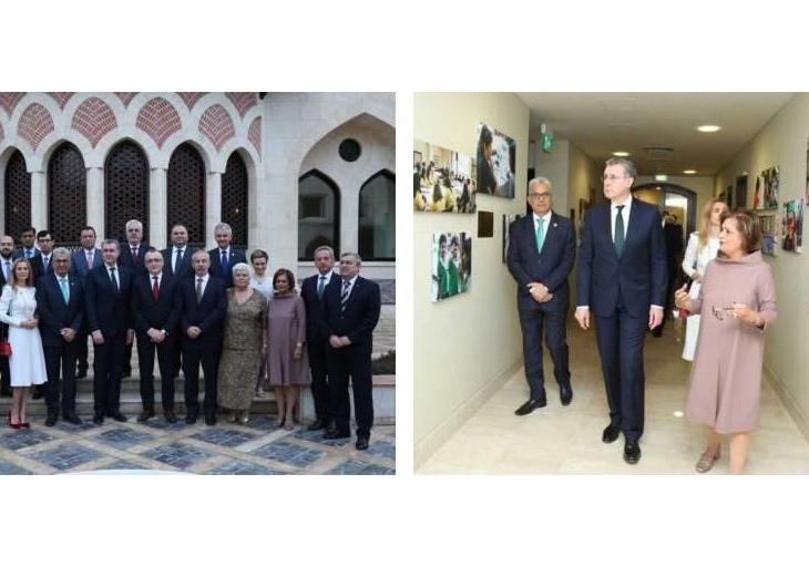 Education opportunities in Romania showcased at the Ismaili Centre Dubai | Gulf News