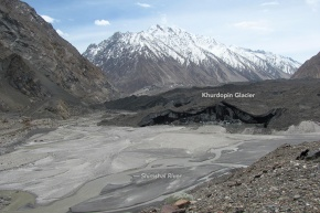 Growing glaciers prove cold comfort for Pakistan's Shimshal valley