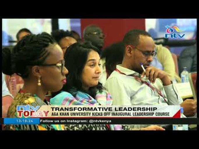 Aga Khan, Harvard to train leaders | Daily Nation