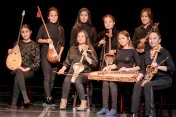 Performance piece 'Qyrz Qyz' reimagines Central Asian epic tale