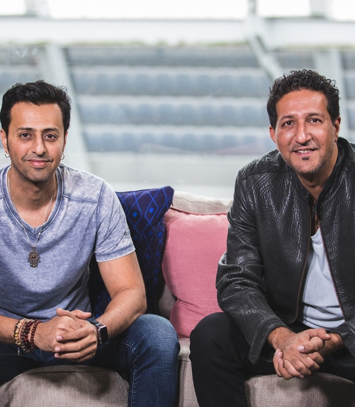 Merchants of Bollywood: Superstar brothers Salim and Sulaiman tour Canada for global concert series | Daily Hive