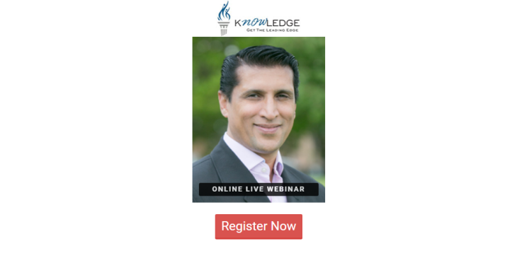 Webinar with Sam Dossa: How Emotional Intelligence plays a vital role in your work & personal life?