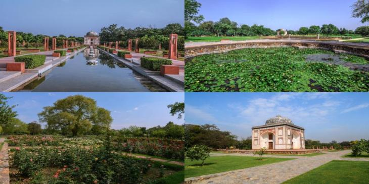 Massive heritage park reopens in Delhi | Lonely Planet