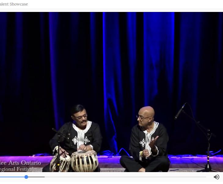 Amin Kanji & Mustafa Lalani: Tabloons (Tabla and Spoon - Fusion)