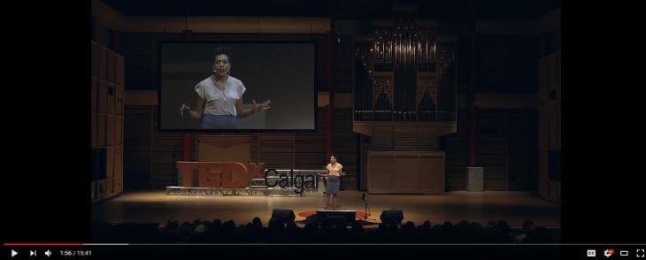 Dr. Saira Sabzaali: How to defeat your inner monsters   TEDxCalgary