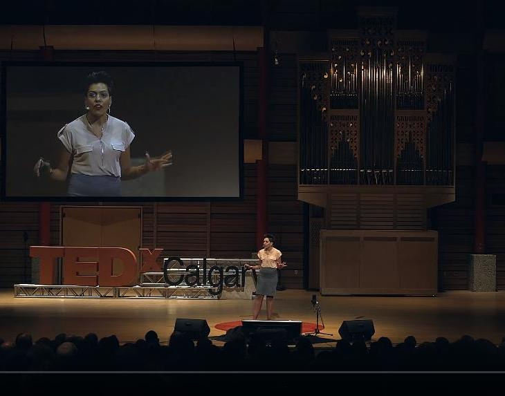 Dr. Saira Sabzaali: How to defeat your inner monsters | TEDxCalgary
