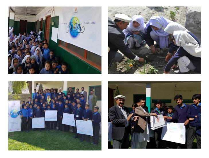World Water Day 2018 Celebrated by Serena Hotels
