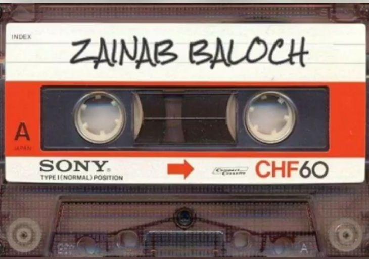 Zainab Baloch: Junoon of Jubilee Arts