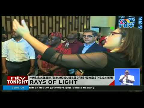 Mombasa celebrates Diamond Jubilee of His Highness the Aga Khan