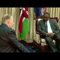 Aga Khan meets President Kenyatta (Video)