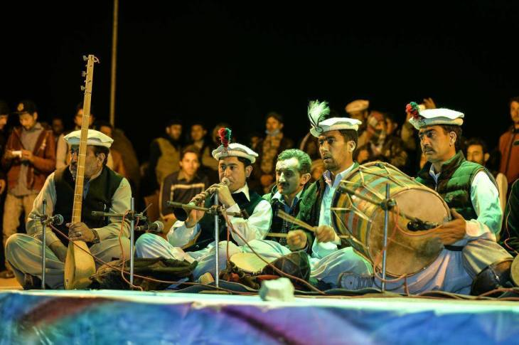 Sponsored by Aga Khan Rural Support Programme: Qaqlasht festival Chitral features cultural shows, traditional games