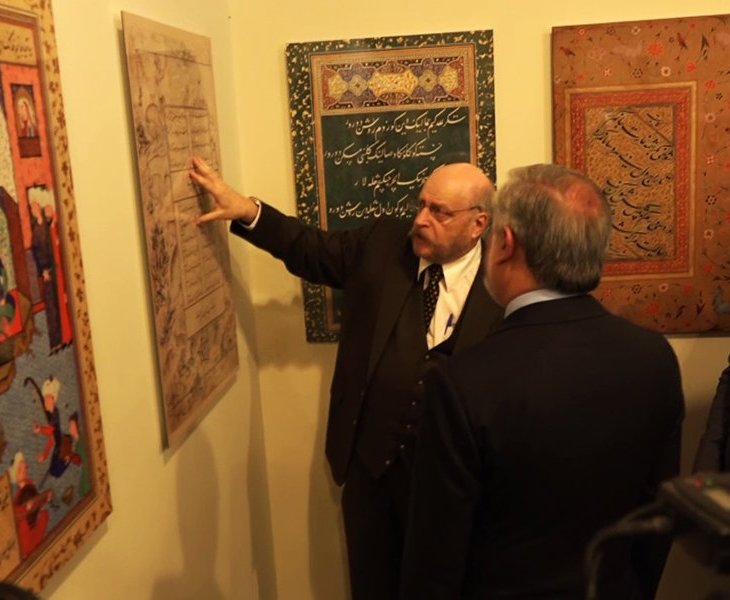 Kabul Treated To Mughal Art Exhibition   TOLOnews
