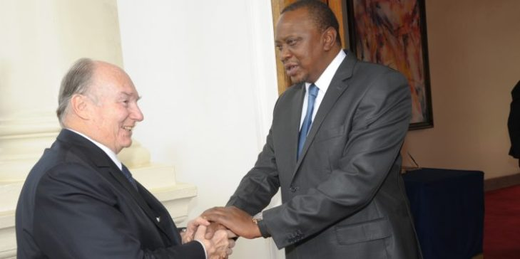 Aga Khan's Network of initiatives touching all aspect of East African economies