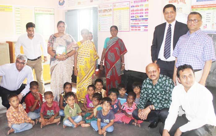 Delegation of the government of Bangladesh visit Aga Khan Academy, Qutb Shahi Tombs in Hyderabad, India