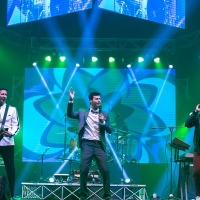 Musical duo Salim-Sulaiman mesmerises Dhaka audience in Aga Khan's diamond jubilee celebration