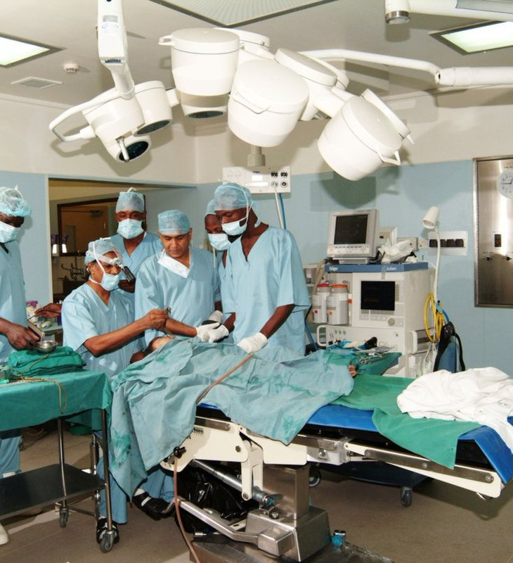 Aga Khan Hospital, Mombasa starts free surgery for burn survivors   Daily Nation