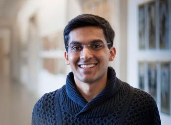Malik Ladhani: First stops on a global journey | University of Ottawa