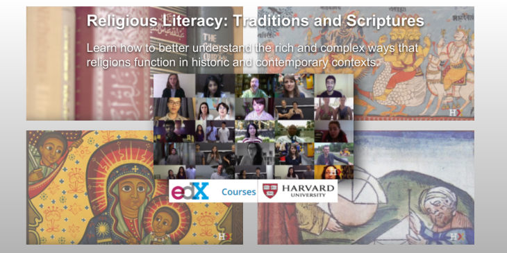 HarvardX - Online Course - Religious Literacy: Islam through its scriptures