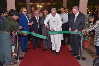 Global exhibition 'AKDN: Ethics in Action' comes to Karachi