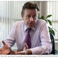 Interview with Graham Wood, CEO Aga Khan Foundation East Africa | Daily Nation