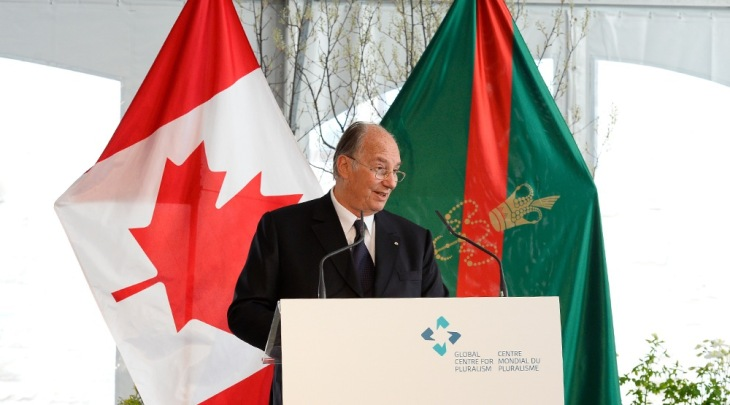 Aga Khan to make historic visit to Canada next month   Daily Hive