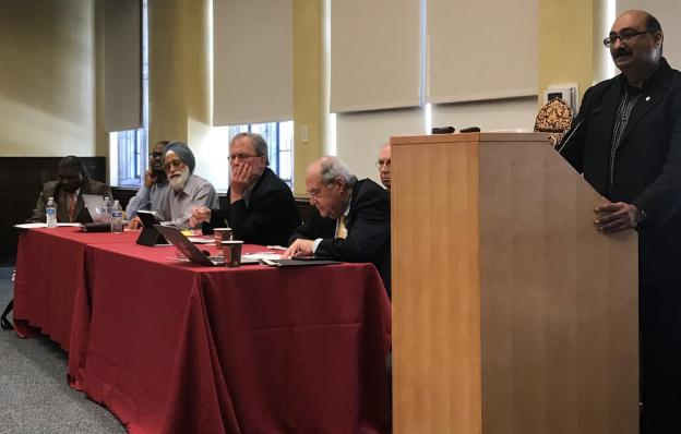 Interfaith Conference held at the University of Pennsylvania - Co-Chaired by Aziz Nathoo, Interfaith Speaker & Peace Activist