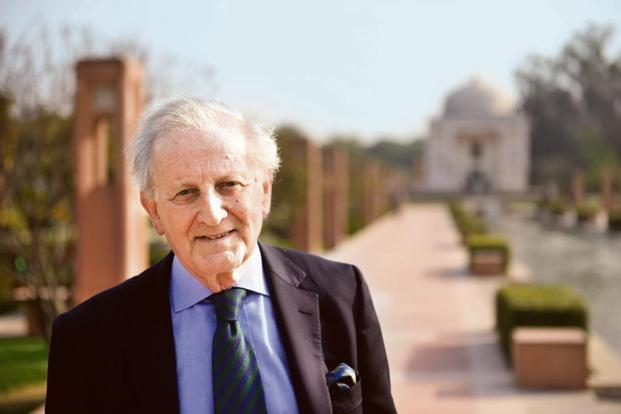 Building gardens conserving heritage: Interview withLuis Monreal, GM Aga Khan Trust for Culture