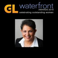 Narmin Ismail nominated for the Waterfront Awards 2018