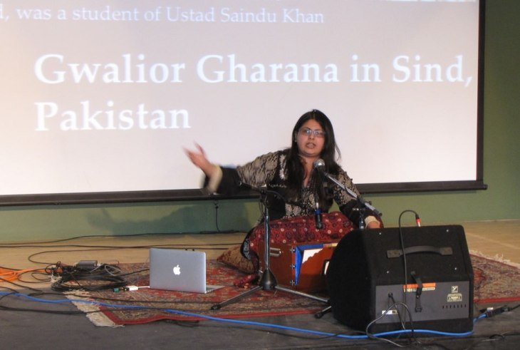 On Music of Pakistan: Shumaila Hemani's MA Thesis: Representing Pakistan through Folk Music and Dance