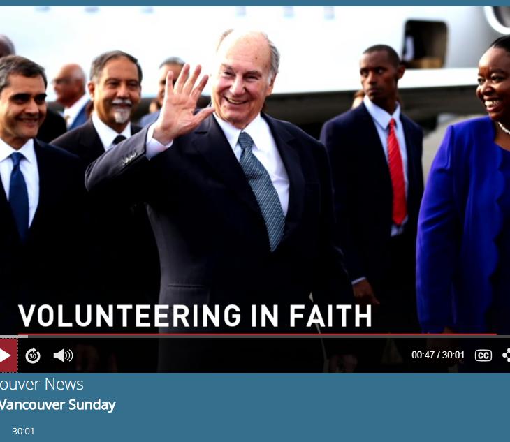 Volunteering In Faith