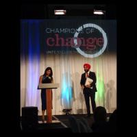 Zainul Mawji receives Trailblazer award for Women in Communications and Technology