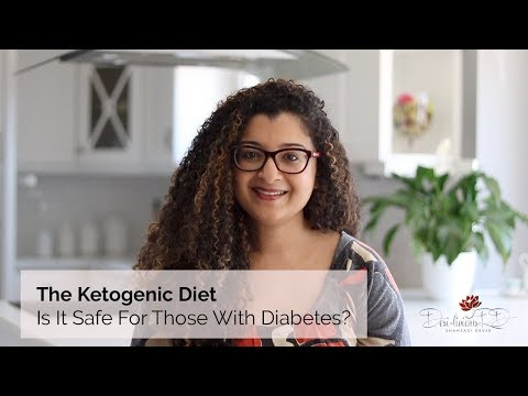 Shahzadi Devje: Keto diet and diabetes - is it safe?