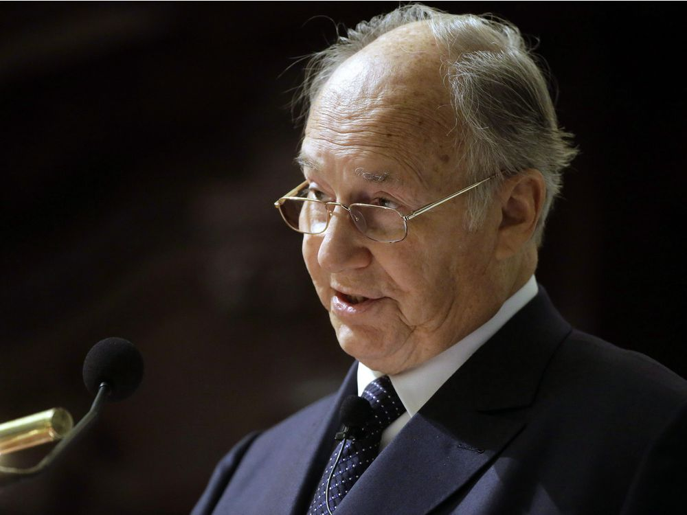 Aga Khan's visit reminds us of the importance of compassion
