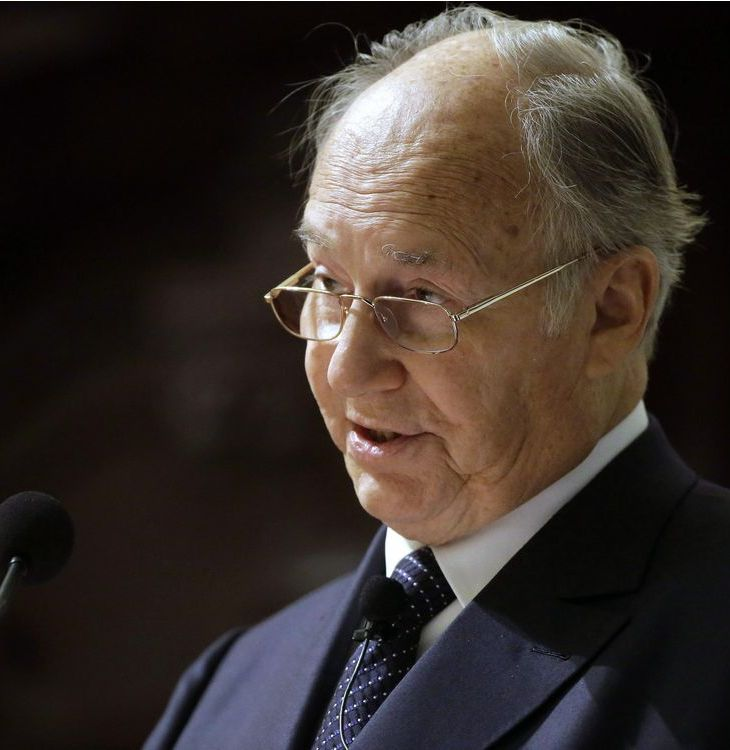 Jim Dinning: Aga Khan's visit reminds us of the importance of compassion