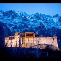 Tourism Pakistan: Historic Baltit Fort Hunza In Gilgit Baltistan Pakistan
