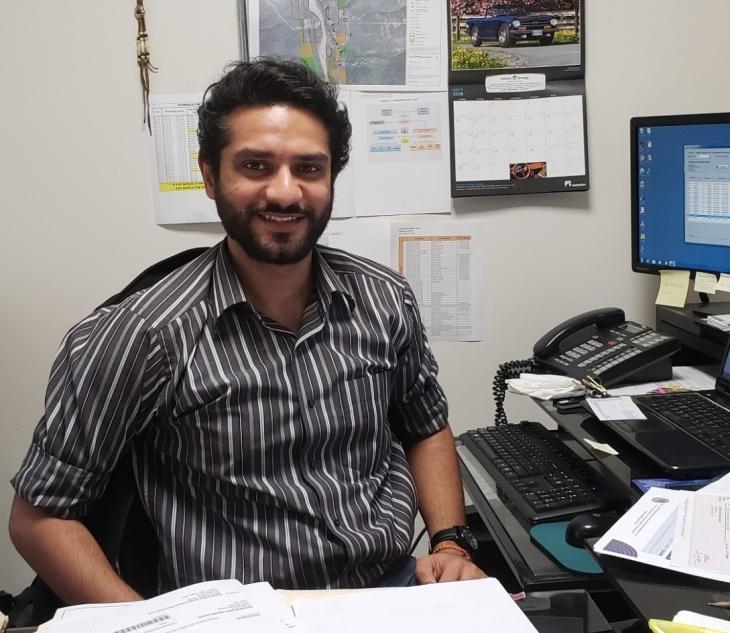 Zain Nayani: Self-sufficiency the goal of Beedie MBA grad's work as CEO of Kanaka Bar Indian Band
