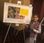 Muhinji amar (My Mom) - Aahil Khuwaja's Jubilee Arts Submission