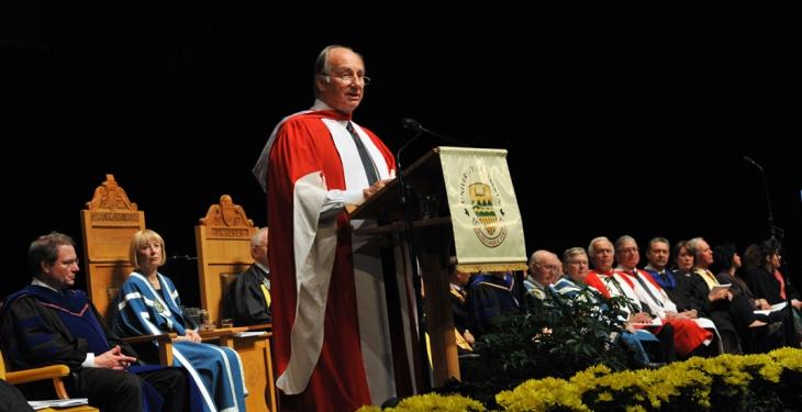 Brian Heidecker: The Aga Khan is creating a global knowledge society
