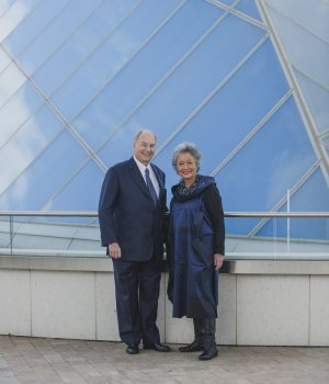 Celebrating 60 years of the Aga Khan - and a special relationship with Canada | The Globe and Mail